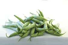 Free Green Beans Stock Photos - 9252353