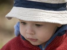 Free Young Boy Mind Stock Photography - 9252872