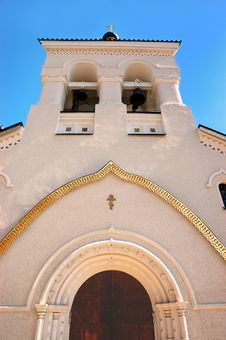 Free Exterior Of Christian Church Stock Photography - 9254372