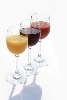 Free Juice Choice Royalty Free Stock Image - 9254556