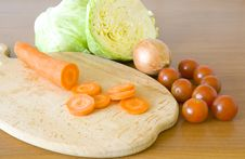 Free Fresh Vegetables Stock Photo - 9254890