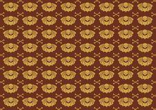 Free Skull Pattern Royalty Free Stock Image - 9255306