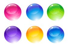 Free Decoration Balls Royalty Free Stock Images - 9255399