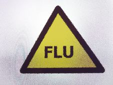Free Warning Swine Flu Signal Stock Photography - 9255502