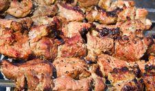 Free Shish Kebab Royalty Free Stock Images - 9256039