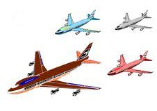 Free Airplane Royalty Free Stock Image - 9256216