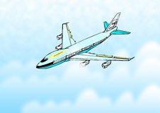 Free Airplane Royalty Free Stock Photo - 9256365