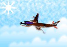 Free Airplane Stock Image - 9256401