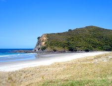 Tapotupotu Bay, New Zealand Royalty Free Stock Photos