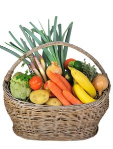 Free Vegetables Stock Photography - 9257772
