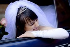 Free Pretty Bride Stock Image - 9257941
