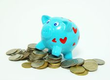 Free Piggy Bank Stock Images - 9258054