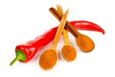 Free Red Hot Chili Stock Image - 9259001
