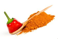 Free Red Hot Pepper Stock Image - 9259141