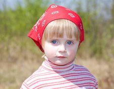Free Baby Royalty Free Stock Photo - 9259285