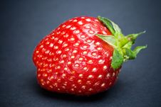 Free Strawberry Fruit Royalty Free Stock Photography - 9259507