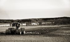 Free Tractor Stock Images - 9259664