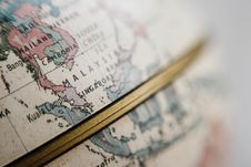 Free Old Globe Royalty Free Stock Images - 92524709