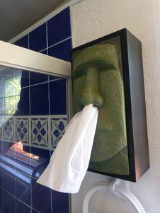 Free Mirror, Building, Plumbing Fixture, House Stock Image - 92524761