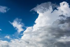 Free Cumulus Clouds Stock Image - 92524781