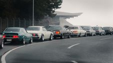 Free The View From My Car Pulling Into Fuji Speedway. Stock Photography - 92589992