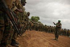 Free 2012_06_05_FC_AfgoyAMISOM Force Commander Tours Afgoye Corridor 02e A Royalty Free Stock Photography - 92590217