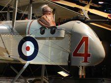 Free Airco De Havilland DH 2 &x28;11&x29; Royalty Free Stock Photo - 92590315