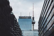 Free Berlin Alexanderplatz  Royalty Free Stock Image - 92590516
