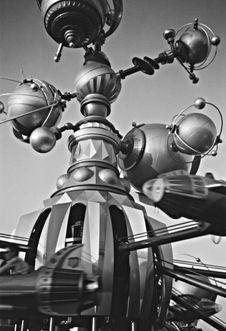 Free Space Carousel Royalty Free Stock Image - 92590726