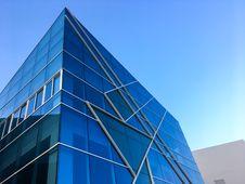 Free Futuristic Architecture Stock Image - 92590741