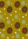 Free Floral  Pattern Royalty Free Stock Image - 9269626