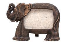 Free Wooden Elephant Stock Photo - 9261450