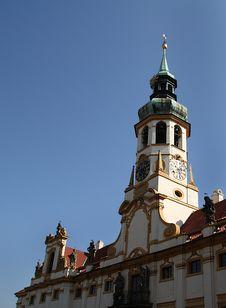 Free Loreta In Prague Stock Images - 9261464