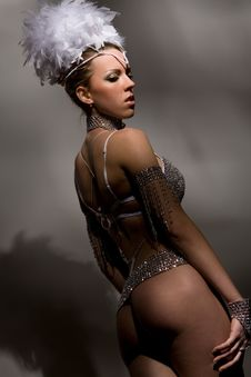 Free Dancer Royalty Free Stock Photo - 9262455