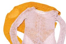 Free Knitted Blouses Stock Photography - 9263172