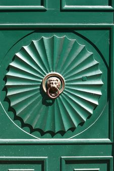 Free The Detail Of The Old Door Royalty Free Stock Images - 9263959