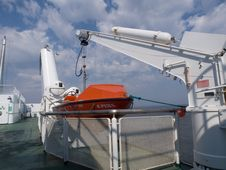 Free Life Boat Stock Image - 9265031