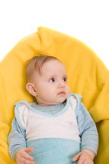 Free Baby Royalty Free Stock Image - 9265036