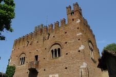 Free Old Castle Royalty Free Stock Image - 9267106