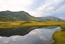 Free Rodnei Mountain Lake Stock Photography - 9267262