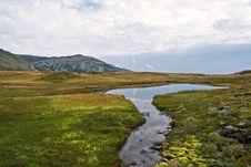 Free Rodnei Mountain Lake Stock Images - 9267284