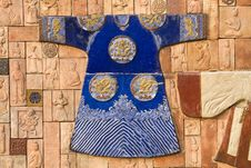 Chinese Ancient Fashion Royalty Free Stock Photography