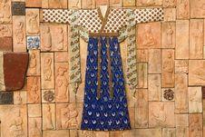 Chinese Ancient Fashion Stock Photo