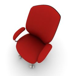 Free Office Chair Royalty Free Stock Photography - 9268527
