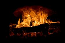 Free Flame Stock Photo - 9269430