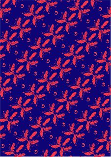 Free Swirl Pattern Royalty Free Stock Images - 9269639