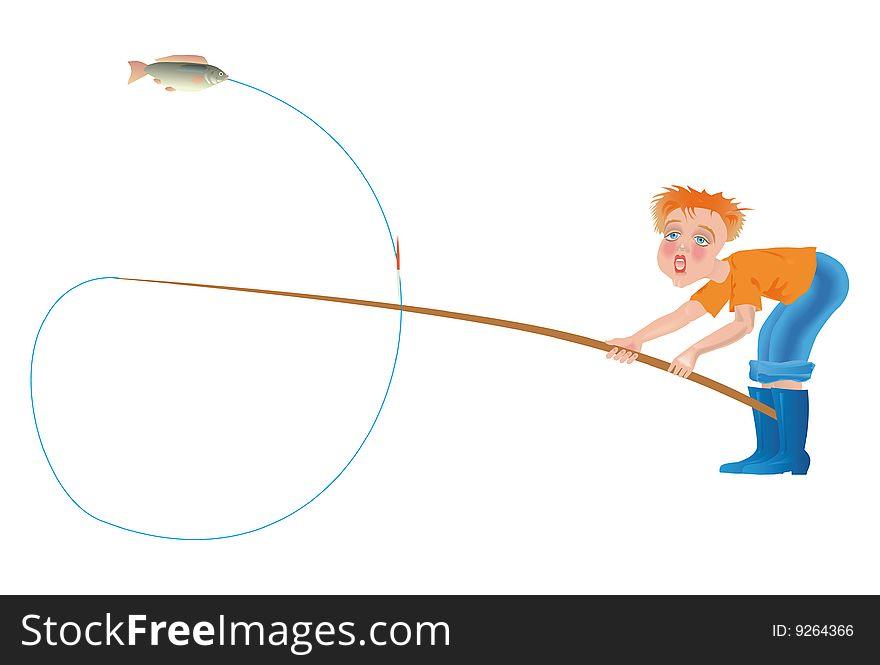 Success of fisherman
