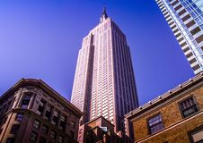 Free Empire State Building, New York City Royalty Free Stock Image - 92652596