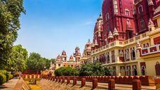 Free Laxminarayan Temple, New Delhi, India Royalty Free Stock Images - 92652869