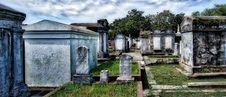 Free Lafayette Cemetery, NOLA Royalty Free Stock Photos - 92653088